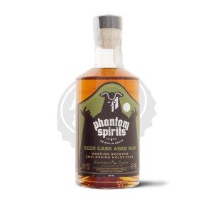 Phantom Spirit Rum 8y SmoldHoles 1x500ml