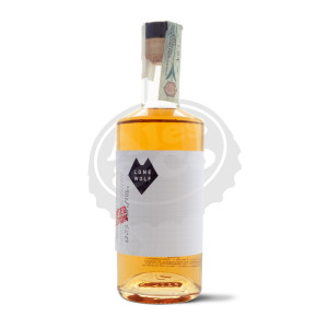 Lone Wolf SM BarrelAged Vodka 1x500mlBOT