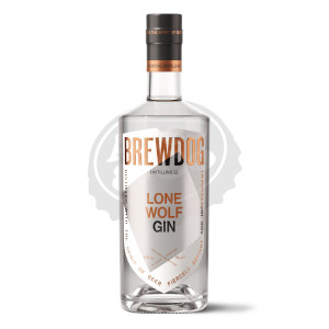 BrewdDist LW Dry Gin 2019 1x700ml BOT