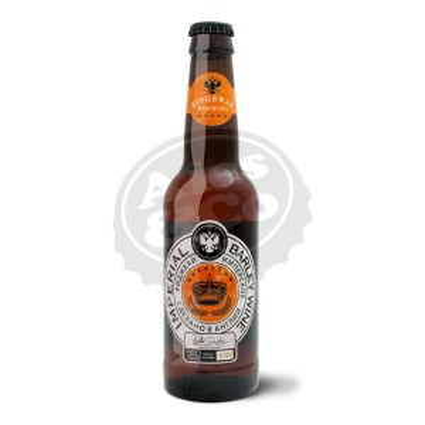 Birra RIDGE Imp Barley Wine 12x330ml BOT