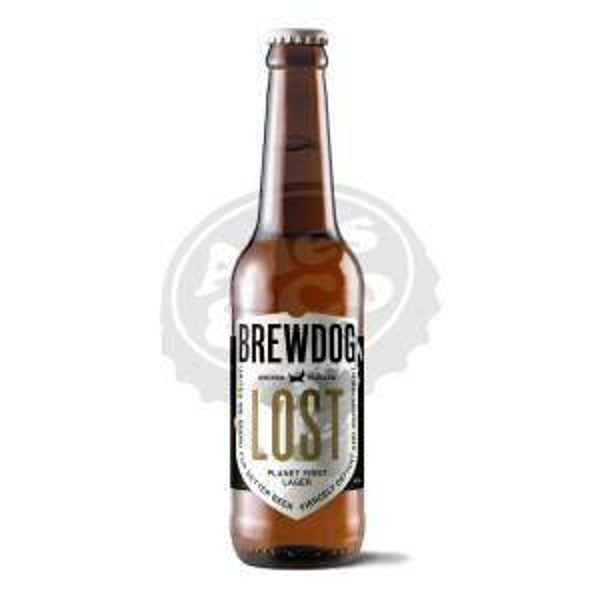 Birra BREWD Lost Lager 12x330ml BOT