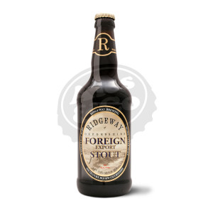 Birra RIDGE F.E.Stout 12x500ml BOT