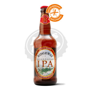 Birra RIDGE IPA GFree 12x500ml BOT