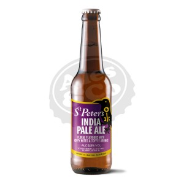 Birra STPET IPA 24x330ml BOT