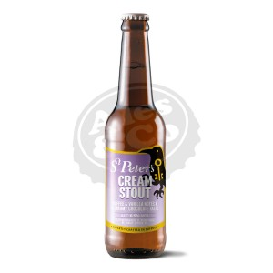 Birra STPET Cream Stout 24x330ml BOT