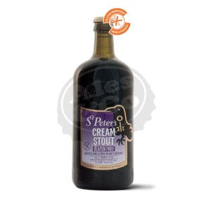 Birra STPET Cream Stout GFree 12x500mlBT
