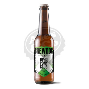 Birra BREWD Dead Pony Club 12x330ml BOT