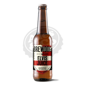 Birra BREWDOG Elvis Juice 12x330ml BOT