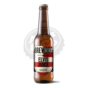 Birra BREWD Elvis Juice 12x330ml BOT