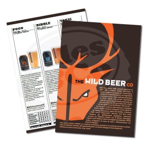 Catalogo Wild Beer