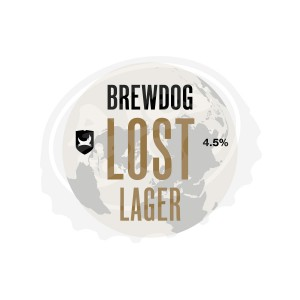 Birra BREWD Lost Lager 30lt KK