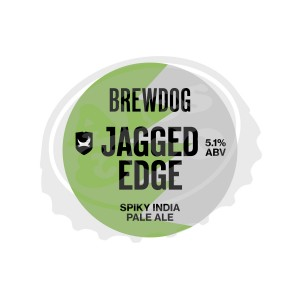 Birra BREWD Jagged Edge 20lt KK