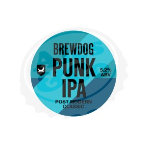 Birra BREWD Punk IPA 30lt KK