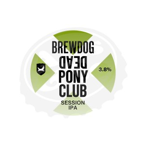 Birra BREWD Dead Pony Club 20lt KK