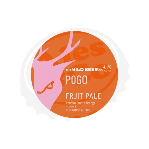 Birra WILD Pogo 30lt KK