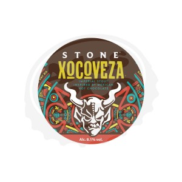Birra STONE USA Xocoveza 30lt KK