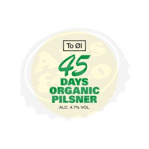 Birra TOOL 45 Days 30lt KK