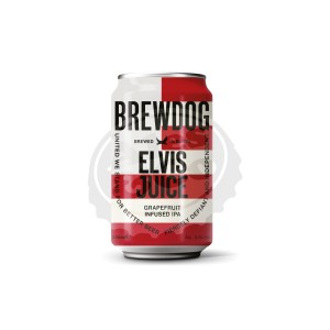 Birra BREWDOG Elvis Juice 24x330ml LAT