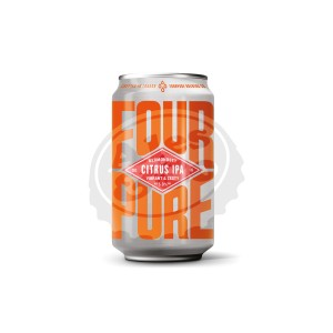 Birra FOURP Juicebox 12x330ml LAT