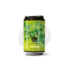 Birra WILD Quantic 12x330ml LAT