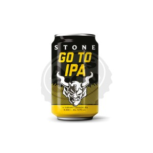 Birra STONE USA Go to IPA 24x355ml LAT