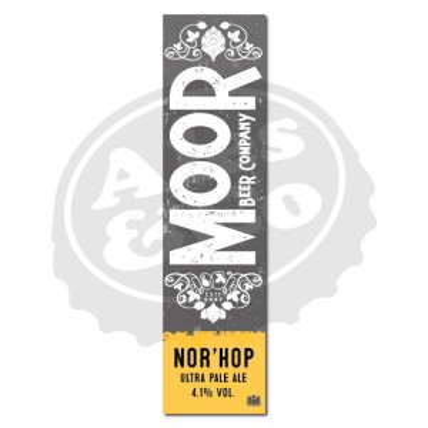 Pannello Forex Moor Nor Hop 30x115cm