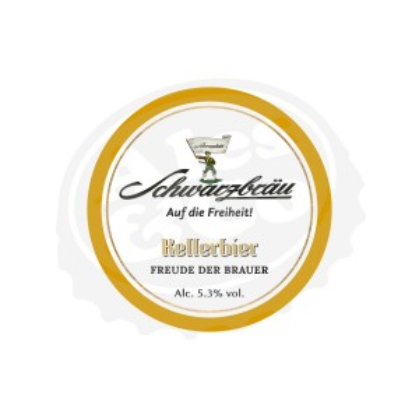 Birra SCHWAR Keller 30lt PET