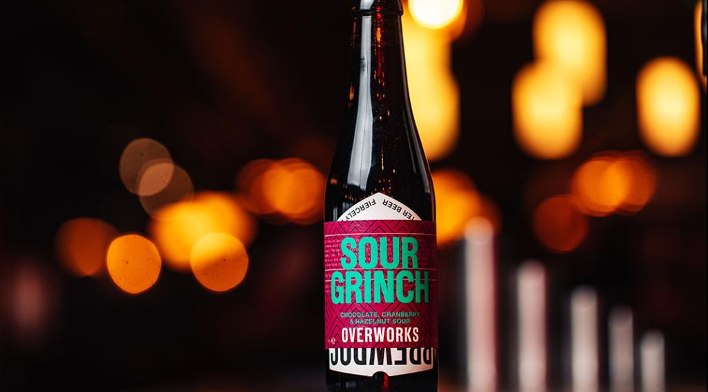 Sour Grinch - BrewDog Overworks
