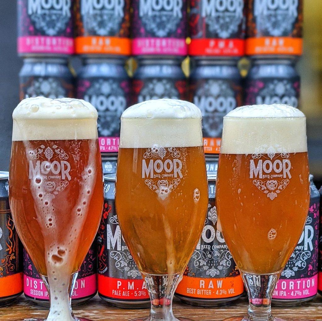Bristol - Moor
