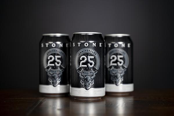 Stone 25 Anniversary Triple IPA
