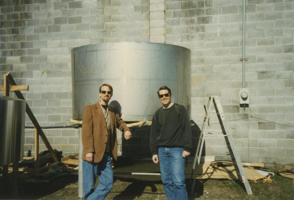 Greg Koch Steve Wagner Stone Brewing